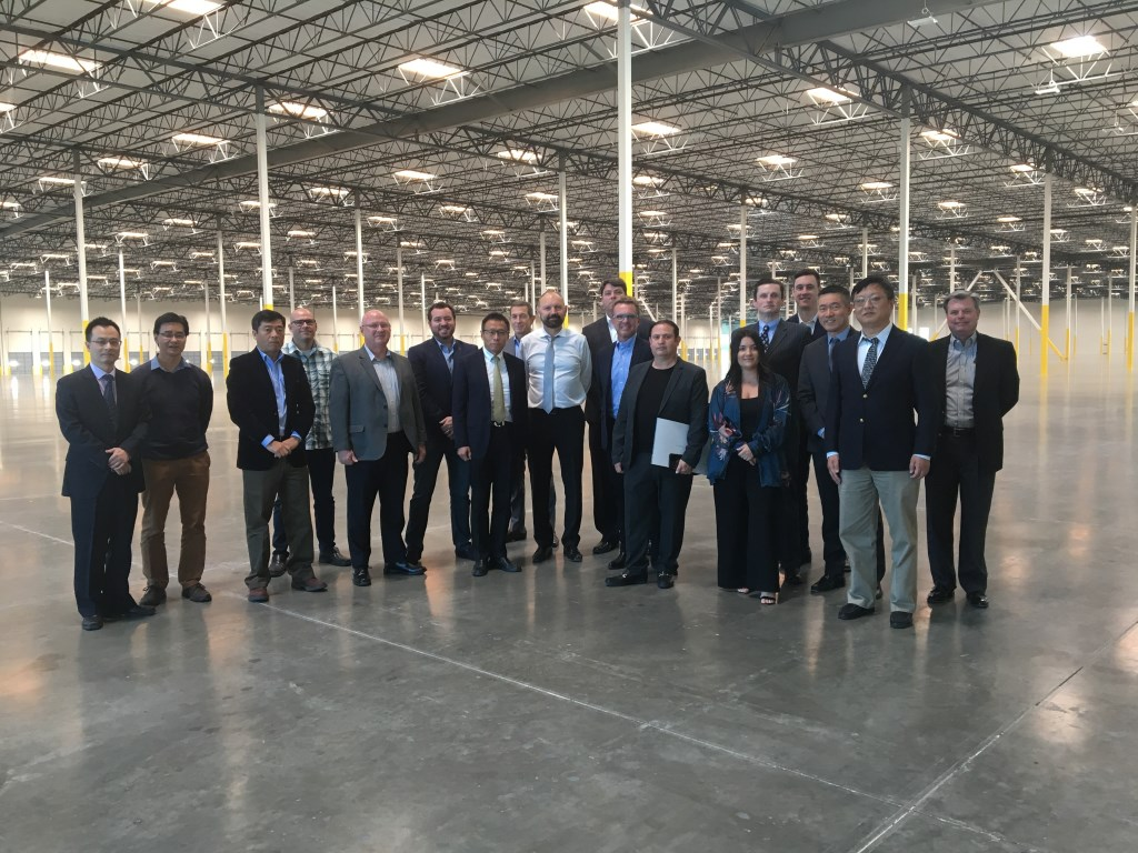 Mullen Technologies and CH-Auto Collaboration Summit and New Mullen Manufacturing Plant in Moreno Valley, CA